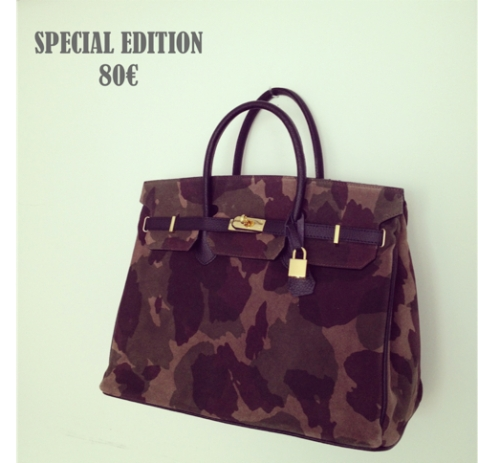 All you need is 30 birkin camuflaje