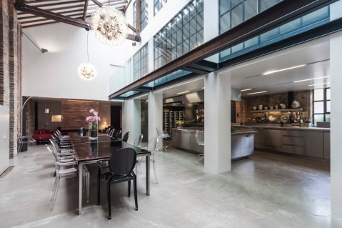 The Violin Factory Kitchen- Onefinestay