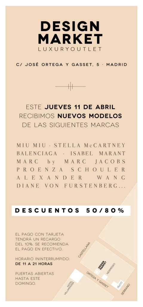 Luxury Design Market Madrid
