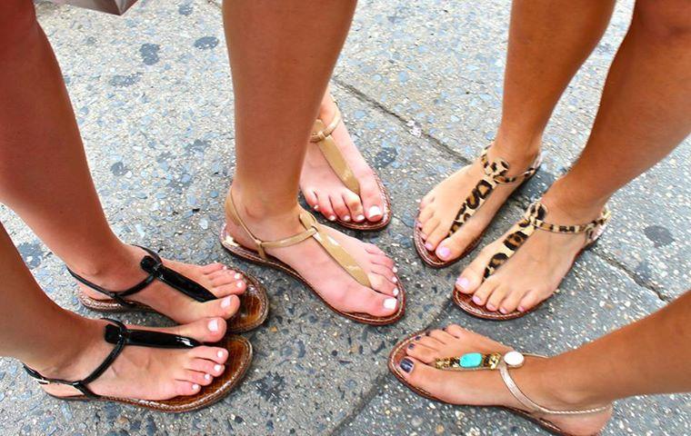 bce993c49d4 Los zapatos de Sam Edelman