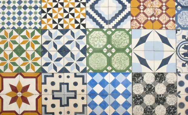 Ideas de decoraci n con baldosas hidr ulicas descubrimientos for Baldosas online