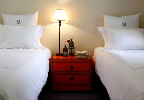 Campanile Double Room Riad Abracadra