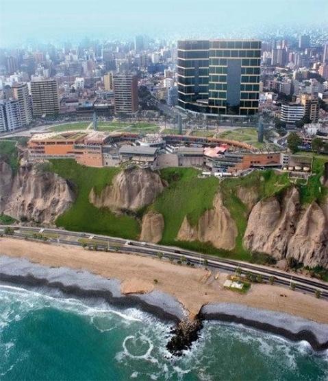 Lima Malecon