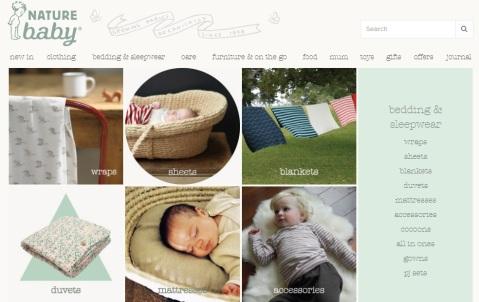 Nature Baby Tienda Online
