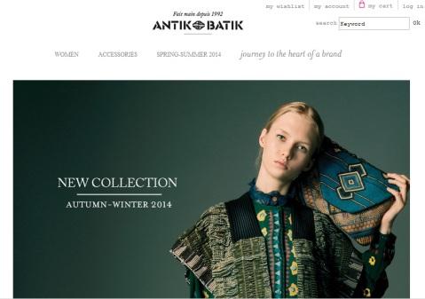 Antik Batik Shop Online