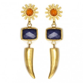 feray_earring_orange_piamakers