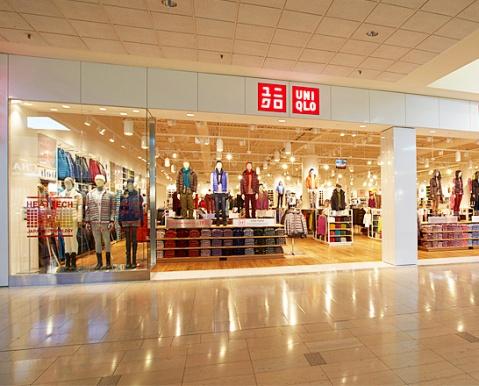 Uniqlo stores 2