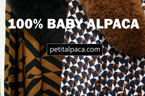 Baby Alpaca Accesories